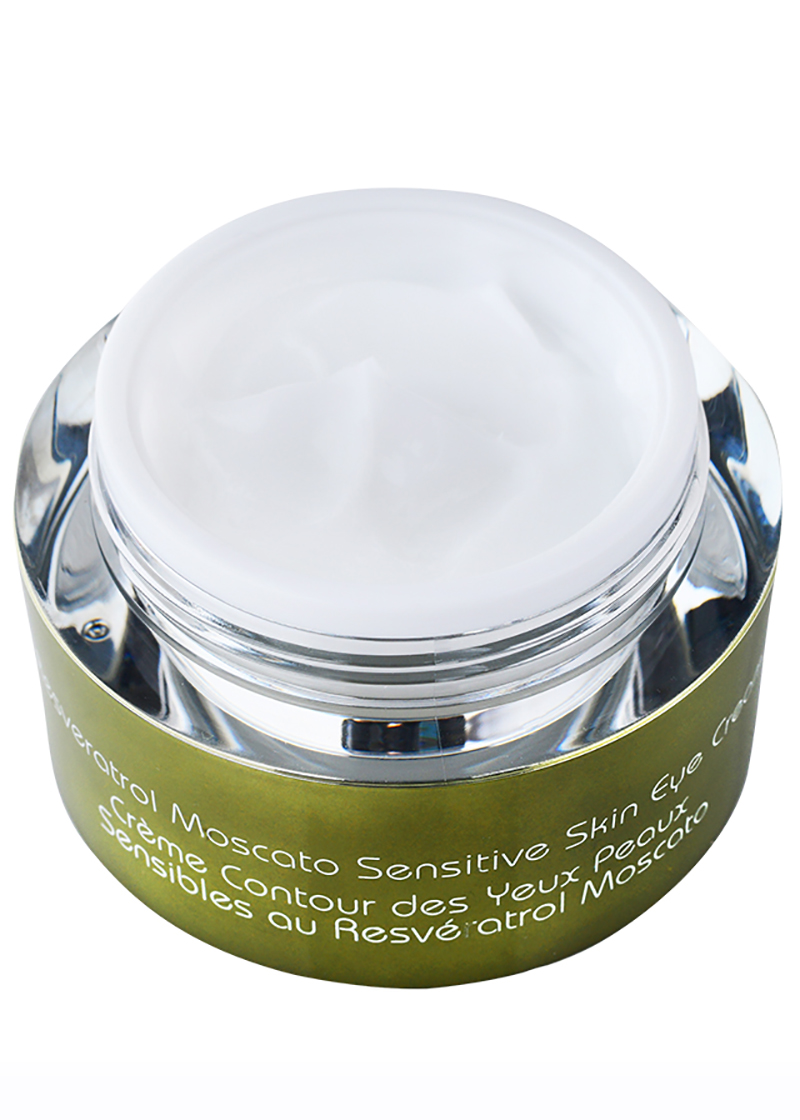 Moscato Sensitive Skin Eye Cream without lid
