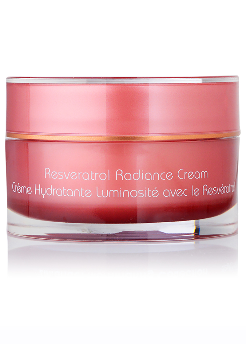 back view of Resveratrol Radiance Cream SPF 30