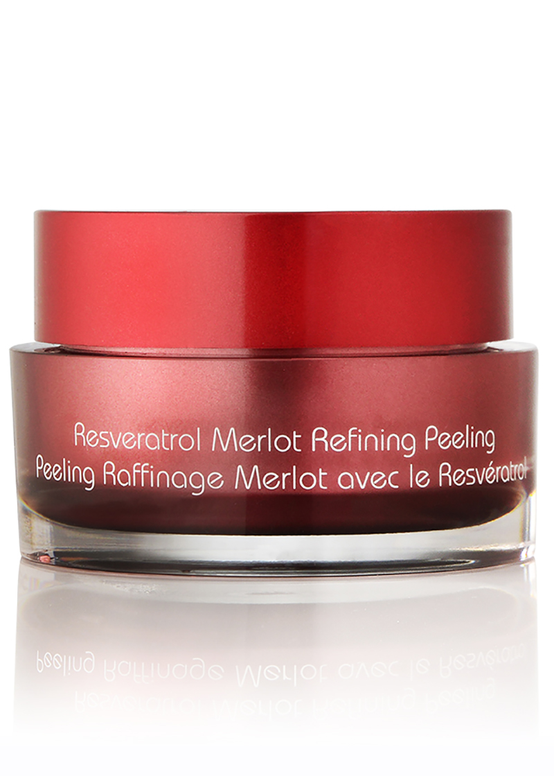 back view if Resveratrol Refining Peeling