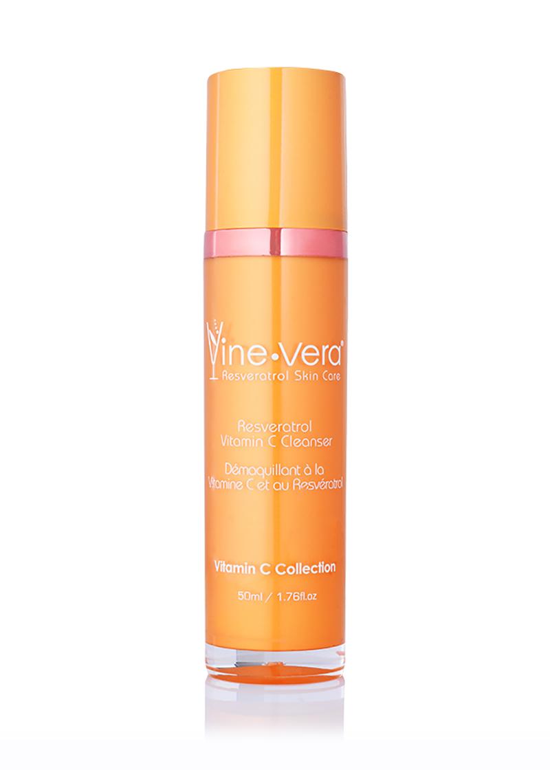 Resveratrol Vitamin C Cleanser